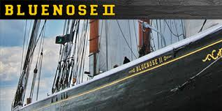 Bluenose starboard side