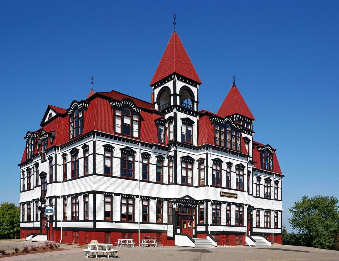 picture of lunenburg academy