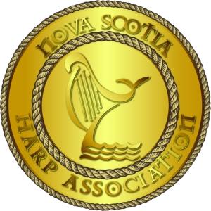 Nova Scotia Harp Association Logo