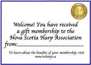 Gift Membership Form